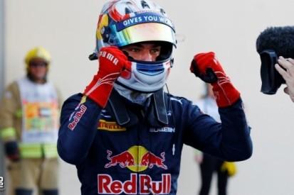 Gasly definitief naar Japan en blijft derde coureur Red Bull