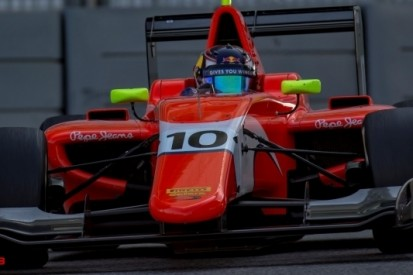 Red Bull stalt Kari in GP3, Leeds en Camara vallen af