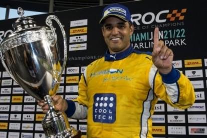 Montoya wint Race of Champions-titel in Miami