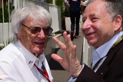 FIA bedankt Ecclestone en heet Liberty Media welkom