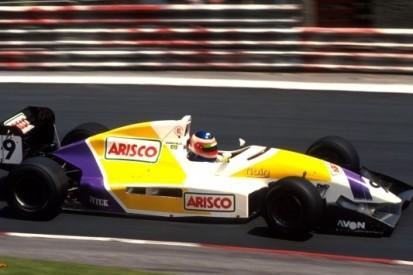 Roemrucht Barone Rampante terug in Formule V8 3.5