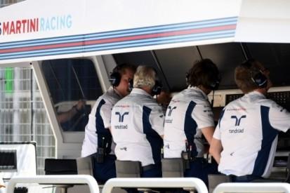 Williams ziet financiële baas naar Vodafone vertrekken