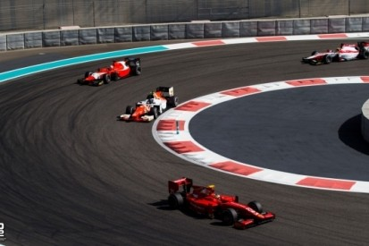GP2 in 2017 één keer los van F1; race in Jerez in oktober