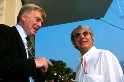 """Mosley: """"Niet slim om Ecclestone aan de kant te zetten"""""""