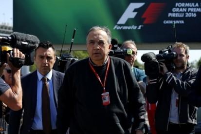 "Ferrari-baas Marchionne: ""Formule E moet veranderen"""