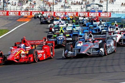 IndyCar verandert regels omtrent 'push to pass'-systeem