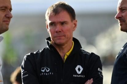 Permane en Pilbeam nemen taken Vasseur bij Renault over