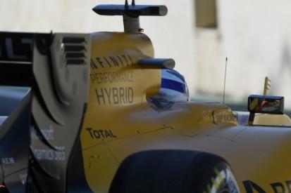 """Abiteboul: """"Renault-motor voor alle drie de teams hetzelfde"""""""