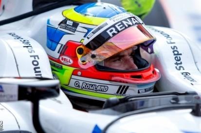 """Rowland legt de lat hoog: """"GP2 domineren in 2017"""""""