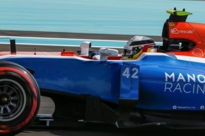 King mikte op racestoeltje in Formule 1 bij Manor