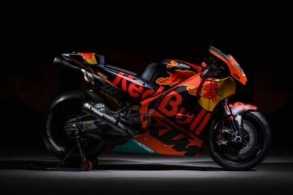 Red Bull-livery voor MotoGP-team KTM en Bendsneyder