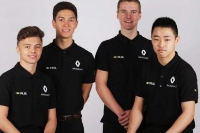 De Renault Sport Academy: vernieuwd met vleugje oranje