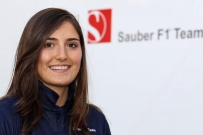 Tatiana Calderon nieuwe ontwikkelingsrijdster van Sauber