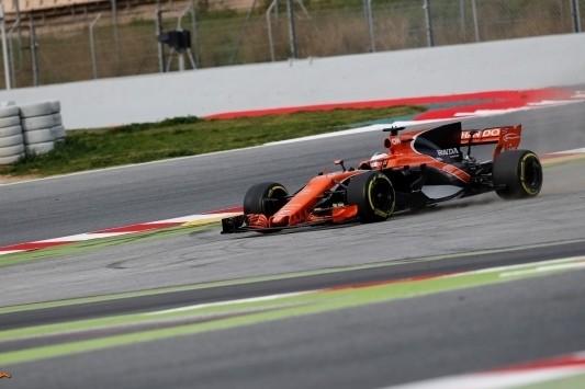 """McLaren bijt door zure appel heen: """"Dit hoort bij testen"""""""