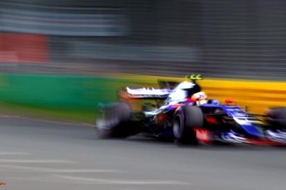 Toro Rosso terug met twee bolides in Australische top tien