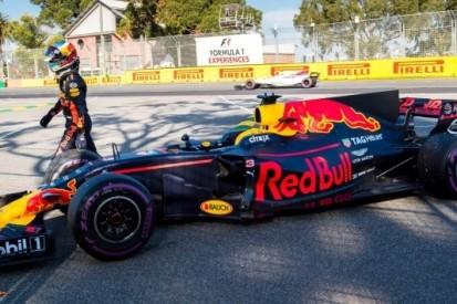 Ricciardo kent dramatische Grand Prix voor thuispubliek