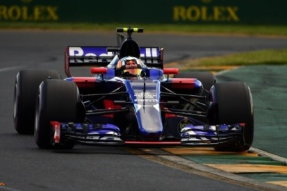 Toro Rosso blaakt van zelfvertrouwen na dubbele puntenfinish