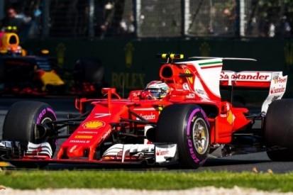 """Räikkönen niet helemaal tevreden: """"Maar de basis is sterk"""""""