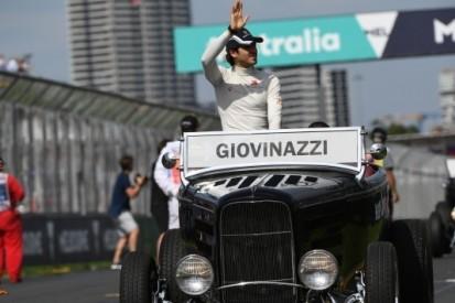 Zes vragen aan Formule 1-debutant Antonio Giovinazzi
