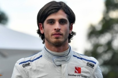 Officieel: Giovinazzi ook in China actief voor Sauber