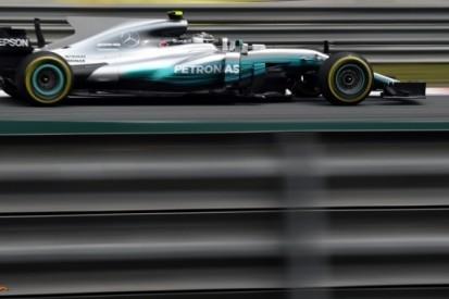 """Bottas baalt van verschil met Vettel: """"Maar gat wordt kleiner"""""""