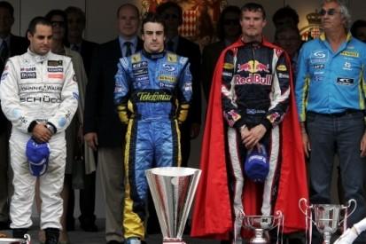 Van David tot Max: honderd keer Red Bull op het podium