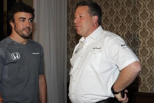 Button of toch een ander; wie vervangt Alonso in Monaco?