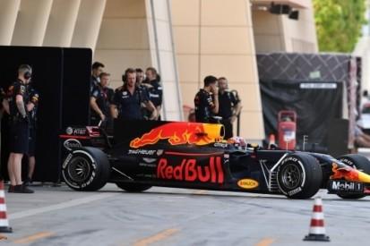 Geen probleemloze testdag voor Gasly en Red Bull