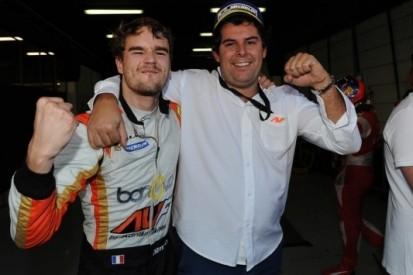 Formule V8 3.5-kampioen Dillmann krijgt kans in Formule E