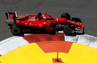 Ferrari deelt ook op zaterdagochtend lakens uit in Sochi