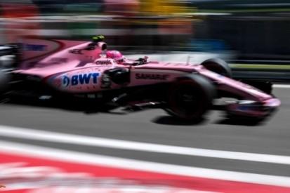 Force India met beide auto's naar Q3, eerste keer Ocon