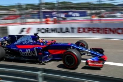 """Toro Rosso komt niet verder dan Q2: """"Baan ligt ons niet"""""""