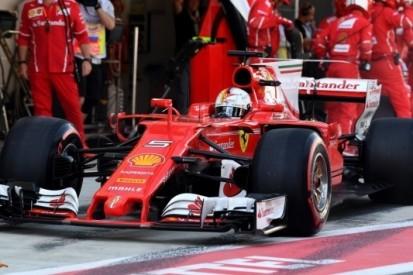 Vettel verliest van Bottas, loopt uit op Hamilton in WK-stand