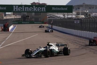 """Wolff looft Bottas: """"Niet gemakkelijk met Vettel in spiegels"""""""