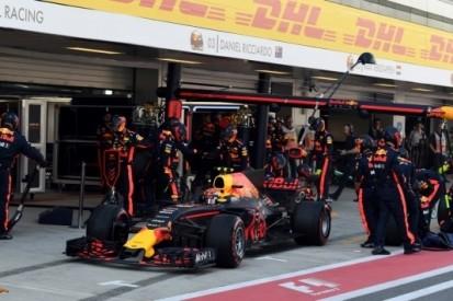 """Red Bull-teambaas Horner: """"Sterke race van Verstappen"""""""