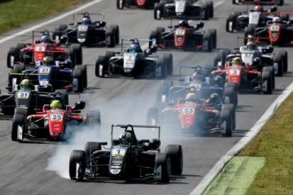 Eriksson leidt na tweede F3-weekend, Norris volgt op één punt