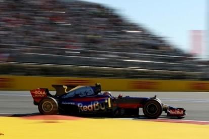 """Sainz koestert punt: """"We deden deze race alles goed"""""""