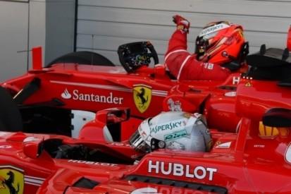 """Ferrari met twee wagens op het podium: """"Het kon beter"""""""