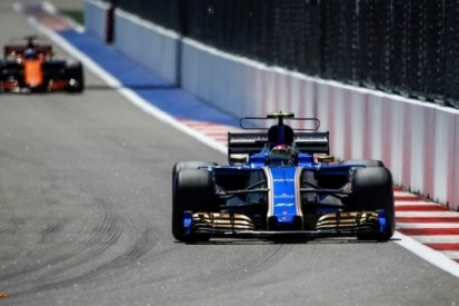 "Sauber holt achteruit in Sochi: ""Banden werkten niet mee"""