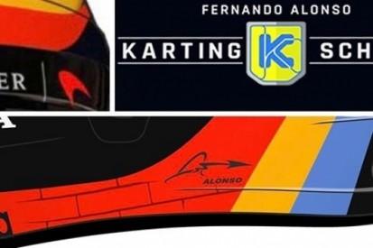 Alonso geeft eerste impressie Indianapolis 500-helm vrij