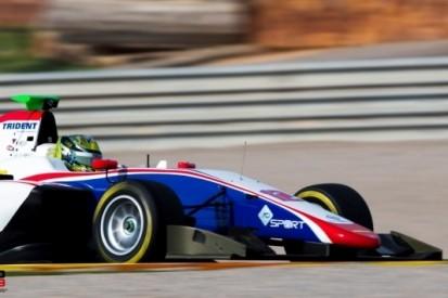 Rappe Boccolacci definitief aan de slag bij Trident in GP3
