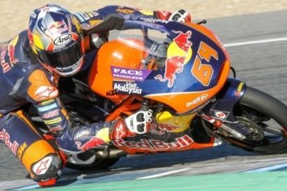 Bendsneyder vierentwintigste in Spaanse Moto3-kwalificatie