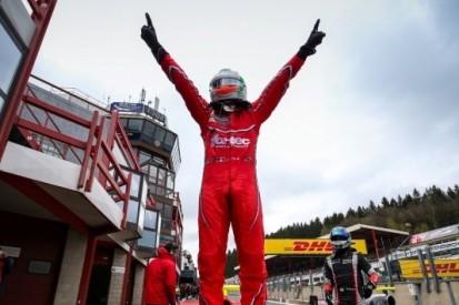 Celis Jr. pakt eerste zege en leidt World Series V8 3.5