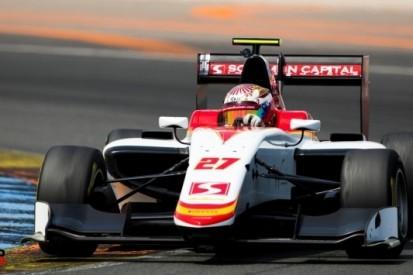 Hyman en Siebert krijgen GP3-racestoeltje bij Campos