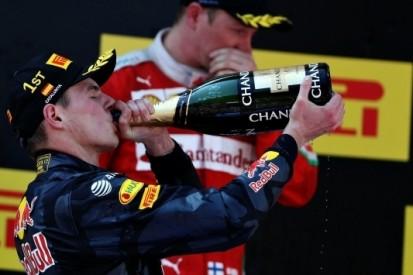 Fotospecial: de laatste vijf Grands Prix van Spanje