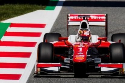 Opnieuw pole Leclerc in F2, derde startplaats De Vries
