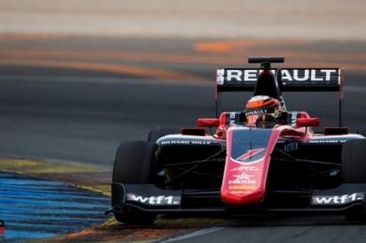 Aitken verovert eerste GP3-poleposition van 2017
