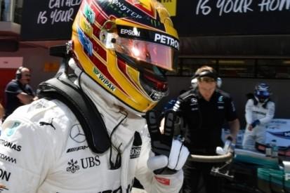 Hamilton spreekt over 'intense' kwalificatiestrijd met Ferrari