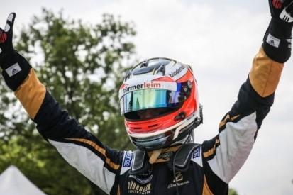 Binder slaat dubbelslag op Monza, grijpt klassementsleiding