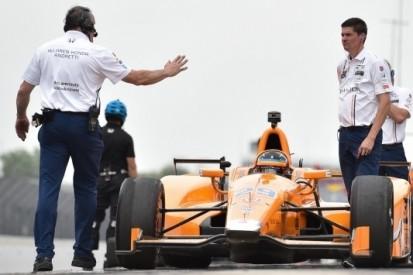 """Actieve Alonso noteert vierde tijd: """"Hebben juiste balans"""""""